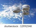 Street Light Pole In The...