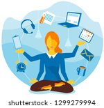 vector illustration  the... | Shutterstock .eps vector #1299279994