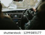 hayward heaths  england  ... | Shutterstock . vector #1299385177