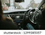 hayward heaths  england  ... | Shutterstock . vector #1299385357