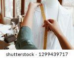 design studio. shirt and...   Shutterstock . vector #1299439717