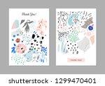 creative universal artistic... | Shutterstock .eps vector #1299470401