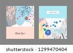 creative universal artistic... | Shutterstock .eps vector #1299470404