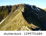 Winter Snow On Helvellyn And...