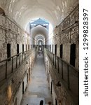 Eastern State Penitentiary...