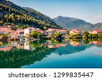 typical croatian countreside... | Shutterstock . vector #1299835447