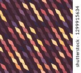 seamless pattern with... | Shutterstock .eps vector #1299915634