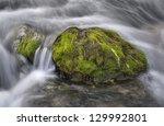 Rock.fast Flowing Water...