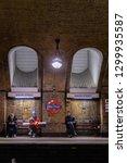 baker street  london   uk  ...   Shutterstock . vector #1299935587