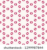 vector minimalist geometric... | Shutterstock .eps vector #1299987844