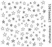 modern geometric star pattern....   Shutterstock .eps vector #1299991801