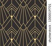 vector modern geometric tiles...   Shutterstock .eps vector #1300019701