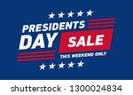 Presidents Day Sale Banner ....