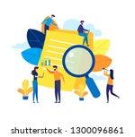 modern vector illustration... | Shutterstock .eps vector #1300096861