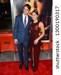 los angeles  ca. january 30 ...   Shutterstock . vector #1300190317