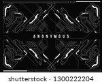 cyberpunk futuristic poster....