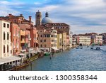 venice   italy   november 28...   Shutterstock . vector #1300358344