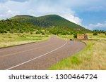 capulin volcano national... | Shutterstock . vector #1300464724