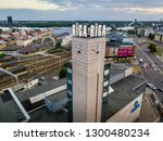riga   june  20  aerial view of ... | Shutterstock . vector #1300480234