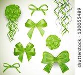 vector illustration of gifts...   Shutterstock .eps vector #130055489
