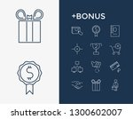 commerce icon set and sale with ...