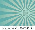 sunlight wide retro faded... | Shutterstock .eps vector #1300694314