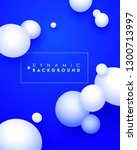 liquid color dreamy...   Shutterstock .eps vector #1300713997