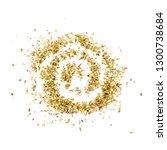 seasoning oregano spice on... | Shutterstock . vector #1300738684
