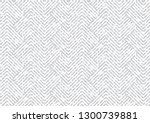 abstract geometric pattern with ... | Shutterstock .eps vector #1300739881