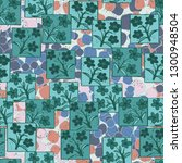 seamless pattern made up of...   Shutterstock .eps vector #1300948504