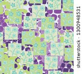 seamless pattern made up of...   Shutterstock .eps vector #1300948531