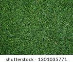 artifical turf texture...   Shutterstock . vector #1301035771