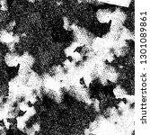 grunge black white background | Shutterstock .eps vector #1301089861