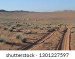 namib desert  namibia   8... | Shutterstock . vector #1301227597