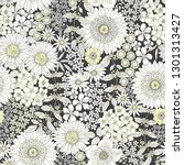 Seamless Elegant Floral Pattern ...