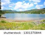 lake maloya in sugarite canyon... | Shutterstock . vector #1301370844