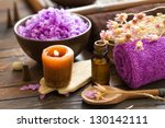 spa | Shutterstock . vector #130142111