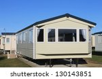 exterior of modern static... | Shutterstock . vector #130143851