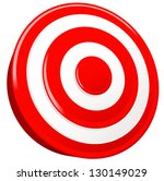 target icon | Shutterstock .eps vector #130149029