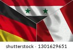 germany and syria and peru... | Shutterstock . vector #1301629651
