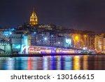 istanbul  turkey   december 27  ... | Shutterstock . vector #130166615