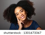 beautiful pregnant woman | Shutterstock . vector #1301673367