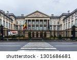 brussels  belgium   02 01 2019...   Shutterstock . vector #1301686681