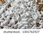 a group of potassium gluconate... | Shutterstock . vector #1301762527