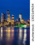 new york  ny   united states  ... | Shutterstock . vector #1302169654