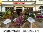 berlin   september 09  2018 ... | Shutterstock . vector #1302232171