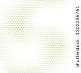 halftone designed abstract... | Shutterstock .eps vector #1302236761