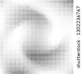 halftone designed abstract... | Shutterstock .eps vector #1302236767