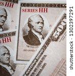 united states treasury savings... | Shutterstock . vector #1302397291