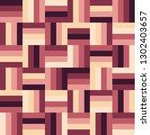 basket weave seamless pattern. ... | Shutterstock .eps vector #1302403657